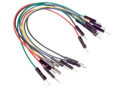 Jumper Wires | Exploring Arduino