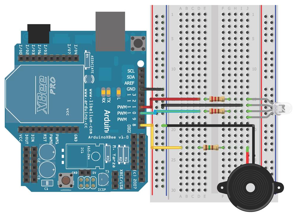 Chapter 11 | Exploring Arduino