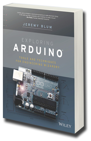 Exploring Arduino Companion Site For The Book By Jeremy Blum