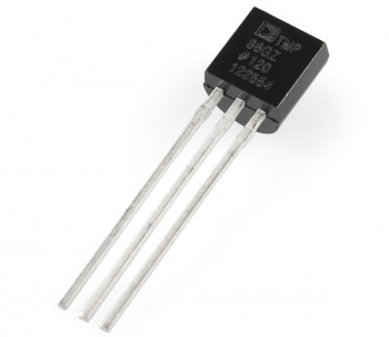 TMP36 Temperature Sensor