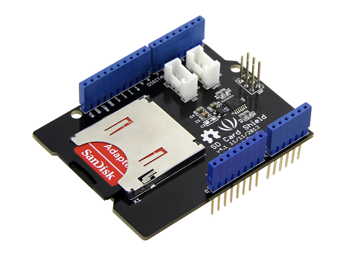 Seeed Studio SD Card Shield V4