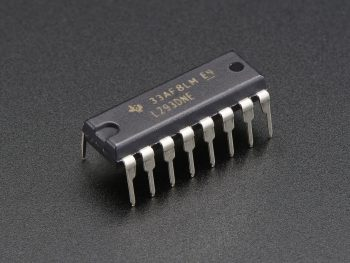 L293D H-Bridge IC
